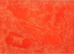 Lloyd Raymond Ney Red Galaxy  - 1289733