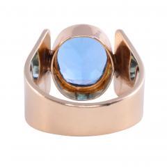 London Blue Topaz Ring Size 9 5 - 2007483