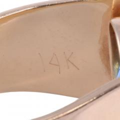 London Blue Topaz Ring Size 9 5 - 2007485