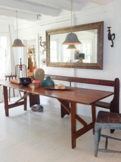 Long Folding Table - 1893252