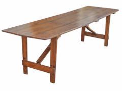 Long Folding Table - 1893253