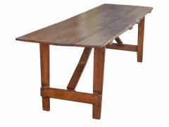 Long Folding Table - 1893255