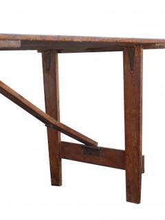 Long Folding Table - 1893273