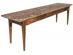 Long Wood Console - 947588