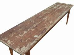 Long Wood Console - 947589