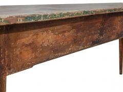 Long Wood Console - 947590