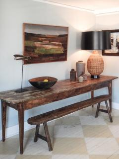 Long Wood Console - 947592