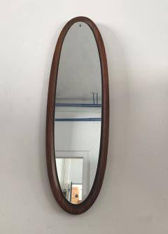 Long and Narrow Mirror in Rosewood - 1093036