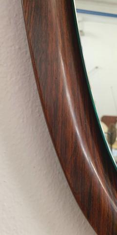 Long and Narrow Mirror in Rosewood - 1093039