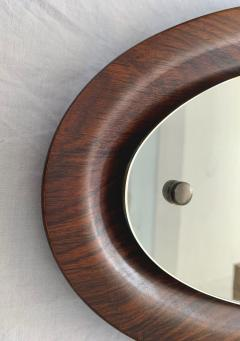 Long and Narrow Mirror in Rosewood - 1093040