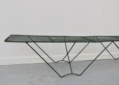 Long bench table - 1489717