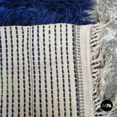 Long pile wool carpet 1970s - 2003962