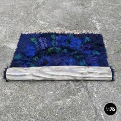 Long pile wool carpet 1970s - 2003963