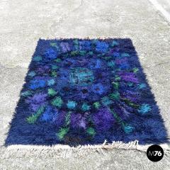Long pile wool carpet 1970s - 2003964