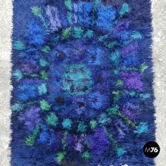 Long pile wool carpet 1970s - 2003968