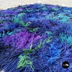 Long pile wool carpet 1970s - 2003974