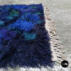 Long pile wool carpet 1970s - 2003979