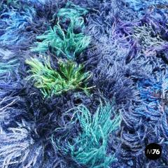 Long pile wool carpet 1970s - 2003988