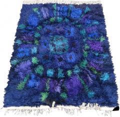Long pile wool carpet 1970s - 2010158