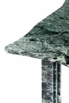 Lorenzo Bini Sculptural Green Marble Table Lorenzo Bini - 1210919
