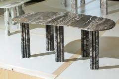 Lorenzo Bini Sculptural Marble Table Lorenzo Bini - 1210927