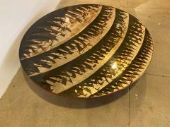 Lorenzo Burchiellaro Grand Lorenzo Burchiellaro 1970 Sculptural Coffee Table - 1766659