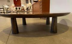 Lorenzo Burchiellaro Grand Lorenzo Burchiellaro 1970 Sculptural Coffee Table - 1766660