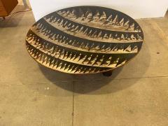 Lorenzo Burchiellaro Grand Lorenzo Burchiellaro 1970 Sculptural Coffee Table - 1766663