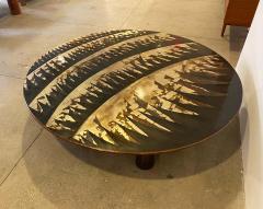 Lorenzo Burchiellaro Grand Lorenzo Burchiellaro 1970 Sculptural Coffee Table - 1766665