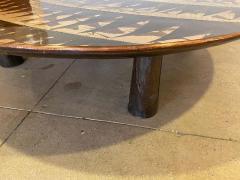 Lorenzo Burchiellaro Grand Lorenzo Burchiellaro 1970 Sculptural Coffee Table - 1766666