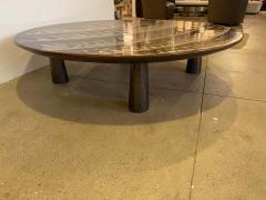 Lorenzo Burchiellaro Grand Lorenzo Burchiellaro 1970 Sculptural Coffee Table - 1766667