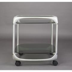 Lorenzo Burchiellaro Lorenzo Burchiellaro Rolling Bar Cart Italy 1960s - 1938825