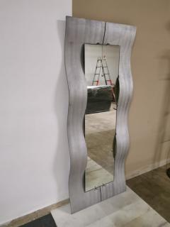 Lorenzo Burchiellaro Mid Century Wall Mirror by Lorenzo Burchiellaro italy 1970 - 2044487