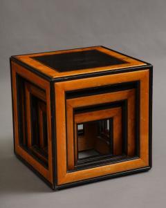 Lorenzo Renzo Mongiardino Nesting Cube Tables - 1368259
