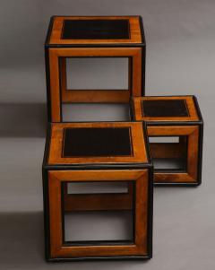 Lorenzo Renzo Mongiardino Nesting Cube Tables - 1368260