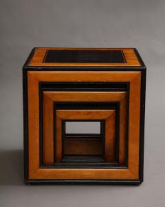Lorenzo Renzo Mongiardino Nesting Cube Tables - 1368261
