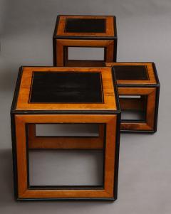 Lorenzo Renzo Mongiardino Nesting Cube Tables - 1368262