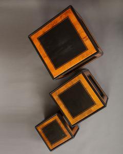 Lorenzo Renzo Mongiardino Nesting Cube Tables - 1368263