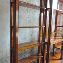 Lorenzo Renzo Mongiardino Renzo Mongiardino Handcrafted Library Italy 1980s - 1494510