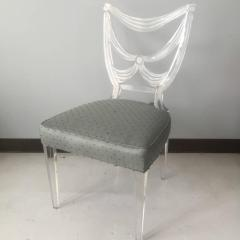 Lorin Jackson Lorin Jackson Glassic Collection Lucite Chair - 597808