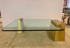 Lorin Marsh Lorin Marsh Plinth 1980s Coffee Table - 1720151