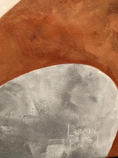 Lorraine Benton Abstract Landscape - 1657528