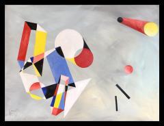 Lorraine Benton Geometry III - 1657480