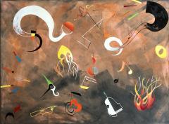 Lorraine Benton Music and Fire - 1657469