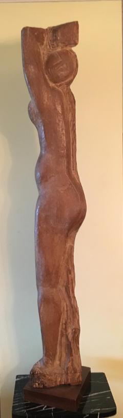 Lorrie H Mrs Lorrie de Creeft Goulet Standing Nude - 1180377