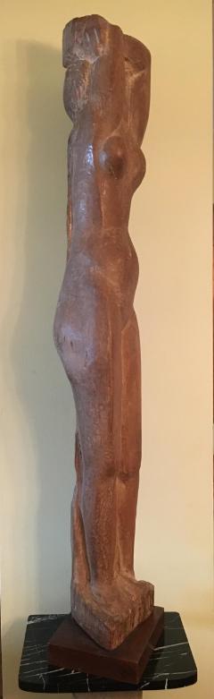 Lorrie H Mrs Lorrie de Creeft Goulet Standing Nude - 1180378