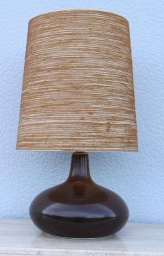 Lotte Gunnar Bostlund Lotte Gunnar Bostlund Ceramic Table Lamp - 1828029