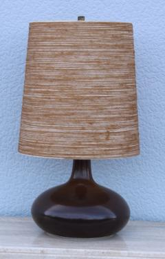 Lotte Gunnar Bostlund Lotte Gunnar Bostlund Ceramic Table Lamp - 1828031