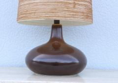 Lotte Gunnar Bostlund Lotte Gunnar Bostlund Ceramic Table Lamp - 1828034