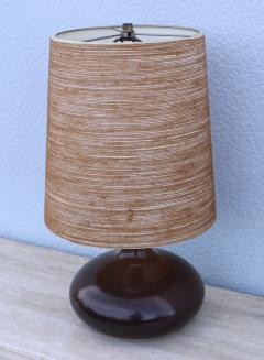 Lotte Gunnar Bostlund Lotte Gunnar Bostlund Ceramic Table Lamp - 1828134